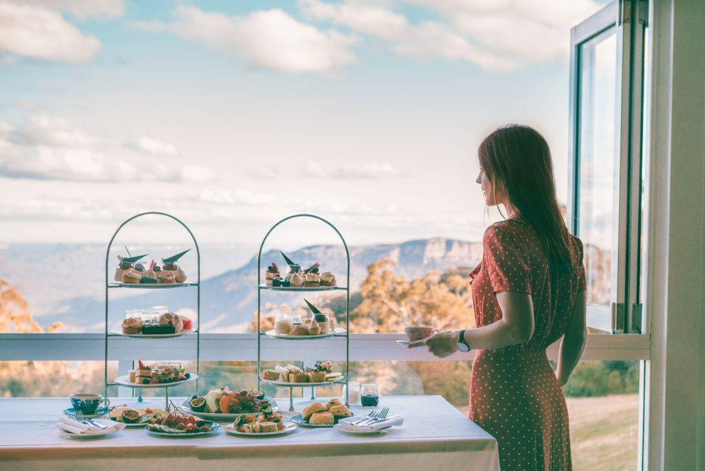 Blue Mountains High Tea Hotel