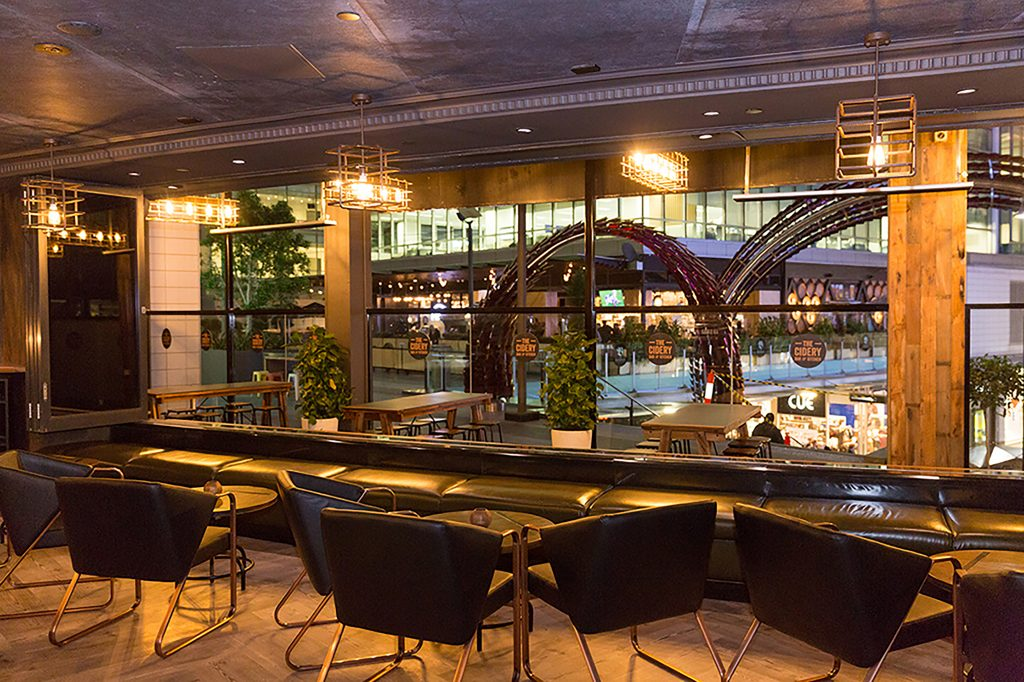 Rydges world square sydney bar restaurant